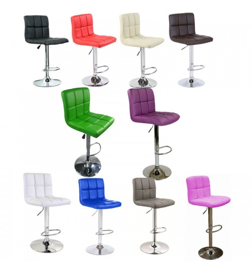 Astounding Cuban Pu Leather Breakfast Kitchen Barstool Bar Stool Pdpeps Interior Chair Design Pdpepsorg